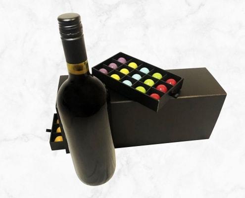 Wein & Pralinen Box Set von ATTIMO