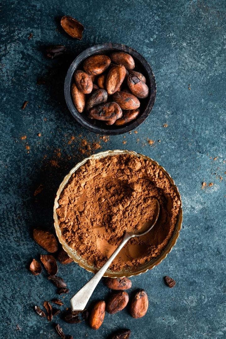 Kakao Bohnen & Pulver |Attimo Confiserie